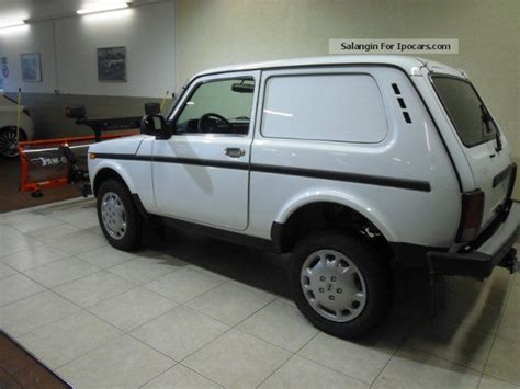 Lada Niva 2014 2014 Lada Taiga Niva 4x4 Truck Snow Plow Car Photo And Specs