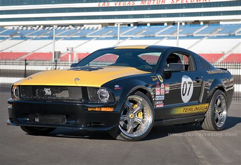 shelby terlingua mustang 2007 ford mustang shelby terlingua specifications photo