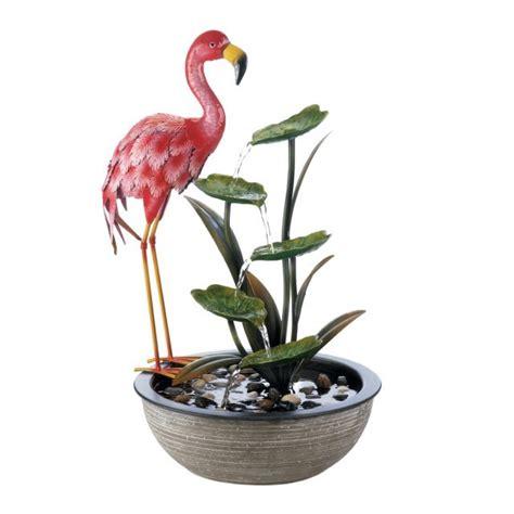 flamingo fountain garden center magazine