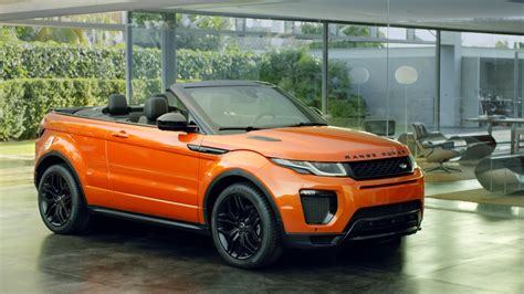 convertible land rover discovery key features