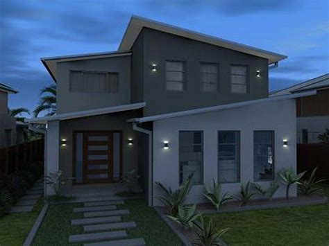 narrow lot home designs dream small house plans with lots of storage 16 photo
