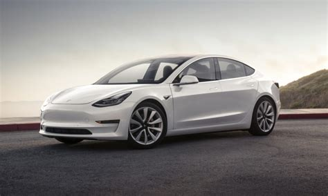 Range Tesla Tesla Model 3 Specs 220 Mile Standard With 310 Mile