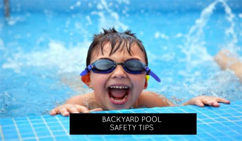backyard pool safety diy sensory boards for babies