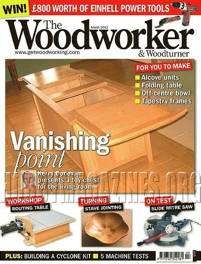the woodworker woodturner magazine the woodworker woodturner march 2012 187 hobby magazines