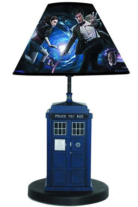 dr who lights doctor who tardis table l merchandise guide the