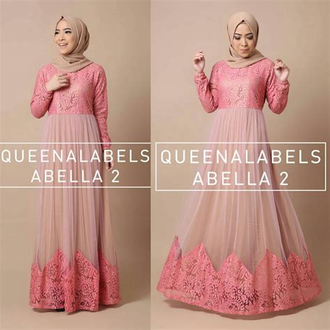 Dress Abella Ijomint Ori By Queena murah n ori collection abella 2 by queenalabels