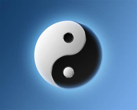 imagenes de yin yang en 3d 3d view logos symbol yin yang walldevil