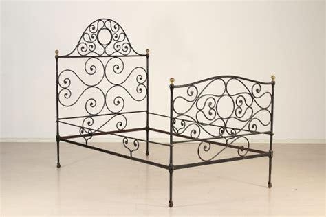 divani in ferro battuto antichi letto in ferro battuto letti e testate antiquariato