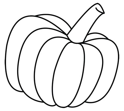 printable free images printable pumpkin outline pumpkin outline printable
