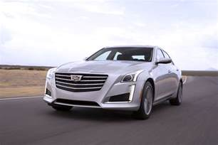 Cadillac Cts 2017 Cadillac Cts Updates And Changes Gm Authority