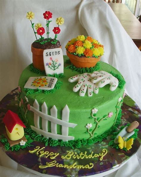 Garden Themed Cake Ideas 25 Best Ideas About Garden Cakes On Vegetable Garden Cake Garden Birthday Cake And