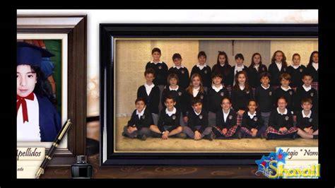 imagenes foto escolar plantillas psd graduaci 243 n escolares mosaicos diplomas