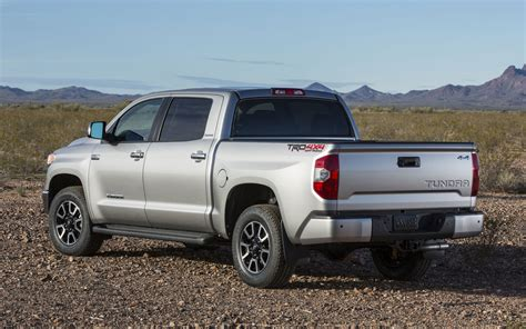 toyota ltd review the new 2014 toyota tundra is well aimed at toyota