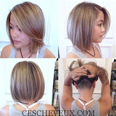 Les Différentes Coupes De Cheveux by Coiffures Jeunes Femmes