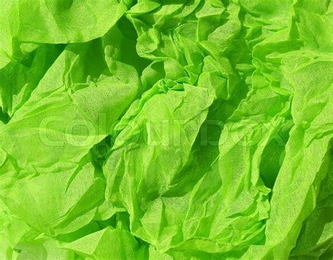 Dlite Green Molly the silk light green color scarf textile stock photo colourbox