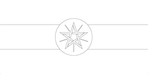 ethiopia flag coloring page sonlight core c window on