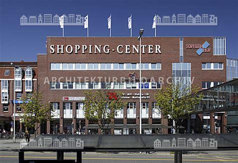 architektur kiel einkaufszentrum sophienhof kiel architektur bildarchiv