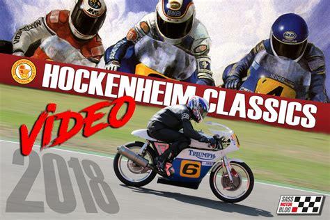 Classic Motorrad Hockenheim 2018 by Sass Motorblog