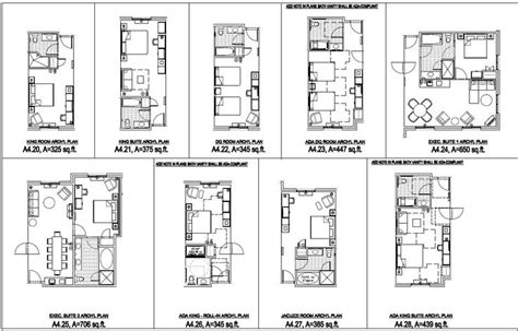 plan furniture layout amazing hotel floor plans 14 hotel room floor plan