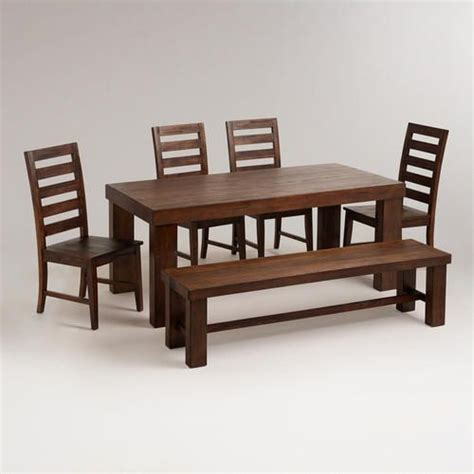 World Market Dining Room Francine Dining Furniture Collection World Market Chairs And Dining Rooms