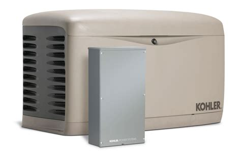 20resl sa2 kohler 20kw air cooled standby generator with