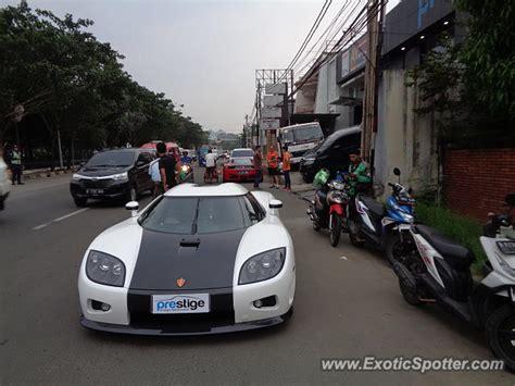 koenigsegg jakarta koenigsegg ccx spotted in jakarta indonesia on 04 22 2017