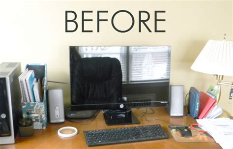 home office update things to do printable living la