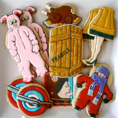 christmas story l cookies a christmas story haha amera franck cookie decorating