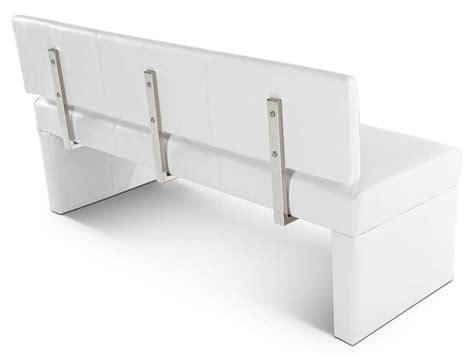 esszimmerstühle weiss leder sam 174 esszimmer sitzbank recyceltes leder wei 223 180 cm