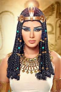 information on egyptain hairstlyes for and dorothy eady the reincarnation of omm sety priestess of