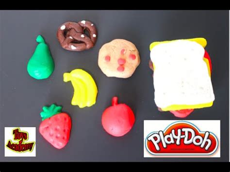 Doh Amazing Food 28020 play doh picnic foods delights