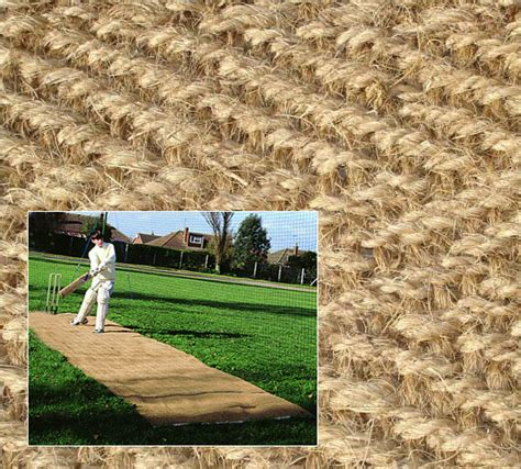 Cricket Matting by Coconut Cricket Matting Non Turf Cricket Pitch Surface