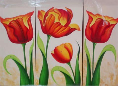 imagenes flores al oleo cuadros modernos pinturas y dibujos bodegones de flores