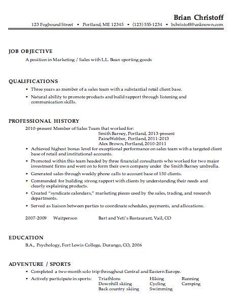 resume sample 5 senior sales marketing executive resume