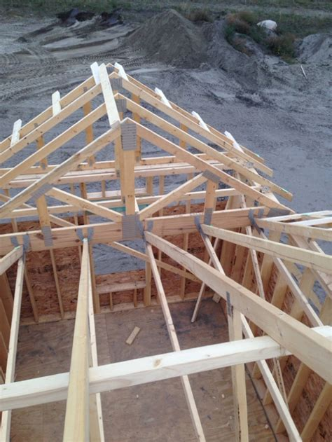 framing a blind valley framing contractor talk