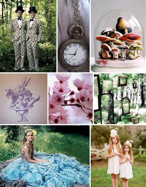 alice theme tbdress blog alice in wonderland wedding theme