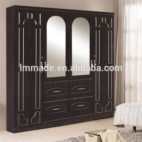 almirah for bedroom wooden almirah designs bedroom wardrobe 207008 4 buy