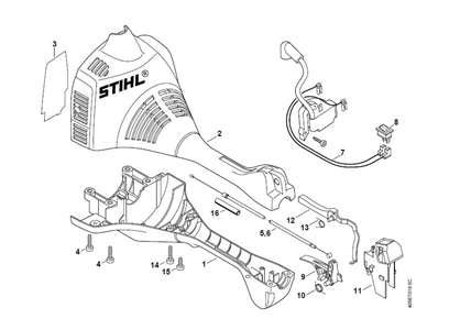 stihl fs100rx parts diagram stihl fs 45 parts diagram automotive parts diagram images
