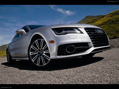 Audi A7 2012 by Audi A7 2012 Car Wallpapers 14 Of 56 Diesel Station