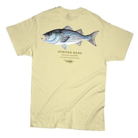 Oceanseven Cotton Bag Ultimate Fighter Logo 1 striped bass fishing t shirt harbor outfitters