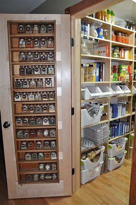 diy spice rack on wheels pantry spices in the door i think building a four sided