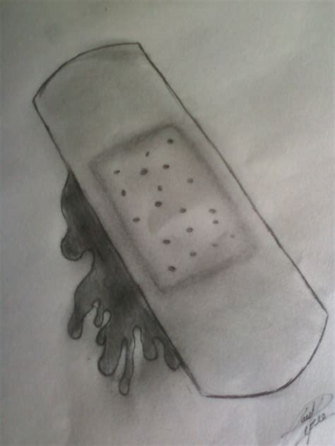 band aid tattoo pin band aid on
