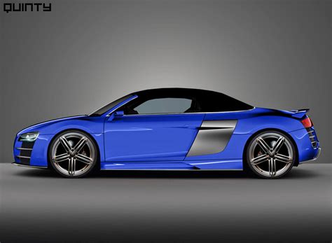 Audi R8 Ps by Ps Audi R8 Spider