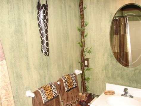 safari themed bathroom decor african safari bathroom accessories bathroom design ideas