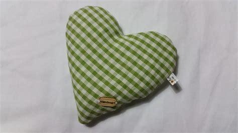 cuscino microonde cuscino cuore noccioli di ciliegia riscaldabile in forno o