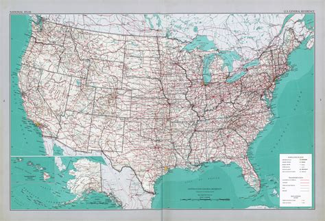 map of usa states cities large detailed political map of the usa with roads and