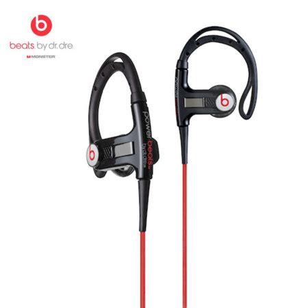 Headset Earphone Headphone Sport Beats By Drdre Md A109 beats by dr dre powerbeats sport in ear headphones black