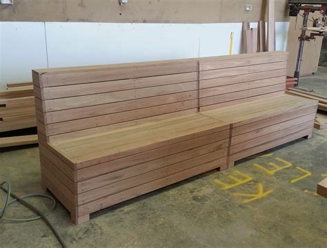 How To Make A Banquette Bench Timber Booth Seating