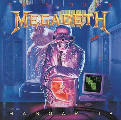 Hangar 18 Megadeth megadeth s hangar 18 versus metallica s one savage