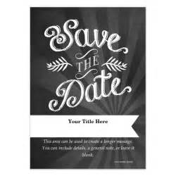 chalkboard save the date invitations amp cards on pingg com